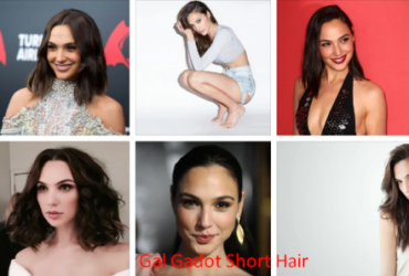 Gal Gadot Short Hair
