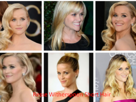 Resse Witherspoon Short Hair