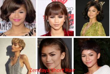 Zendaya Short Hair